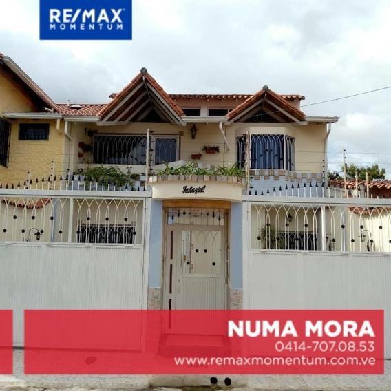 Se Vende Bella Casa En Tucape, Urb. Villa Cerro Verde