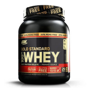 100% Whey Gold Standard (1.09kg) Baunilha Optimum