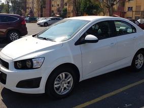 Chevrolet Sonic 1.6 Lt At 4 P Como Nuevo