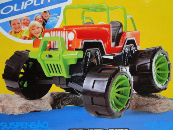 Big Jeep Monster Truck 35cn Foot Reneg Wrangler Willys Ford