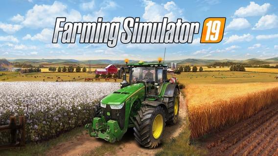 Jogo Farming Simulator 19 - Computador