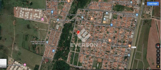 Terreno À Venda, 141 M² Por R$ 89.990 - Jardim Novo - Rio Claro/sp - Te0416