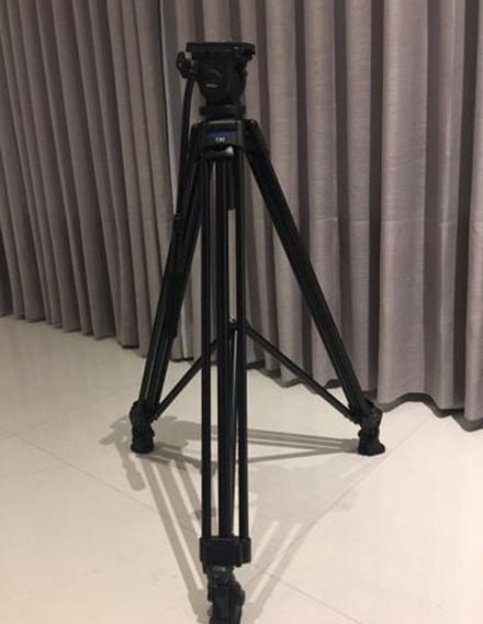 Tripé Para Fotografia E Filmagem