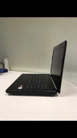 Notebook Lenovo G475 Com Placa De Vídeo E Hd Queimado