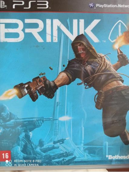 Brink Ps3 Original, Mídia Física , A Pronta Entrega