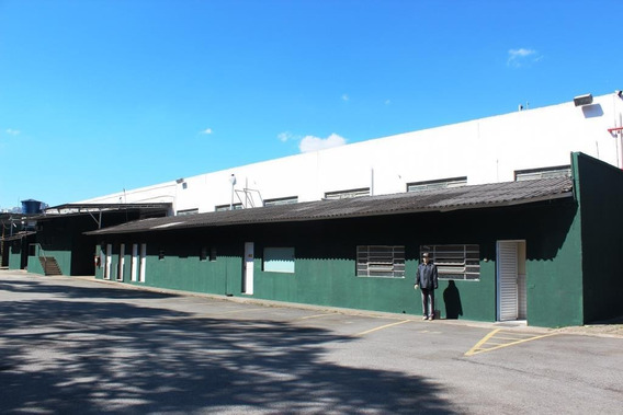 Galpão Industrial Para Locação, Vila Leopoldina, São Paulo. - Ga0028