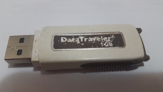 Pen Drive Pendrive Memoria Usb Data Traveler 1gb Usb 2.0