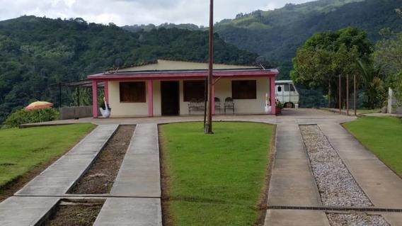 Arias Bienes Raices, C.a.,vende Haciend En Municipio Caripe