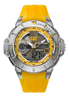 Reloj Caterpillar Anadigit Ma.155.27.137 Ag Oficial