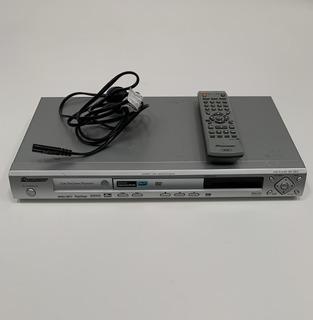 Reproductor Dvd Pioneer Dv-383 C/ Control (para Revisar)
