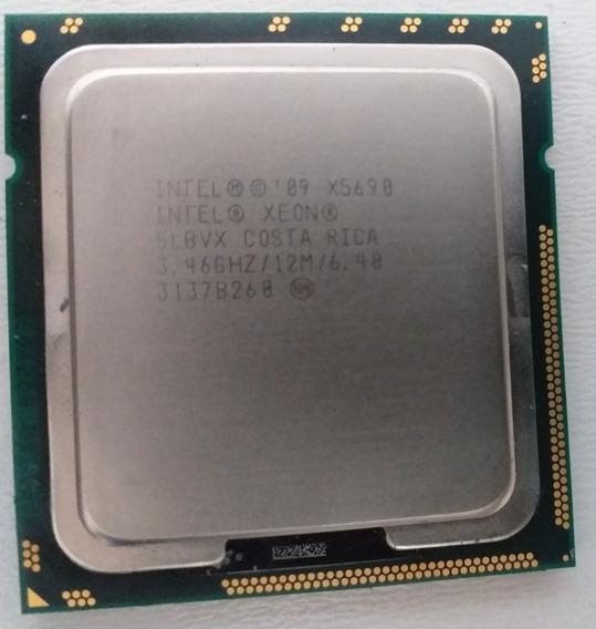 Processador Xeon X5690 Hexa Core 12m 3.46ghz Lga1366