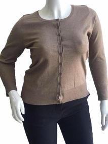 Sweater Talla Extra De Botones Mujer