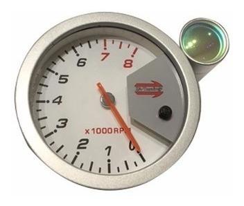 Tacometro Velocimetro Universal Shift Moto 1000rpm 7 Colores