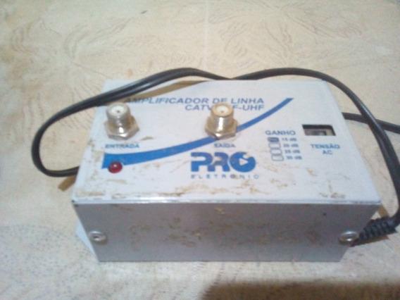 Amplificador De Linha Pro Eletronic 15 Bd