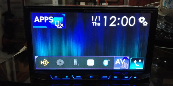 Vendo Radio Pioneer Avh-4100nex Android Auto Y Apple Carplay