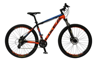 Bicicleta M Bike Oxea Aluminio16 Wave R27.5 24v Shimano