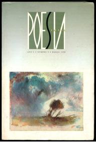 Poesia Sempre Ano 6 Número 9 Março 1998- Frete R$18 - L.2271