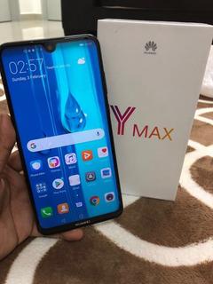 Huawei Y Max Concorrente Xiaomi Mi Max 3 4gb Ram 128gb 7,12