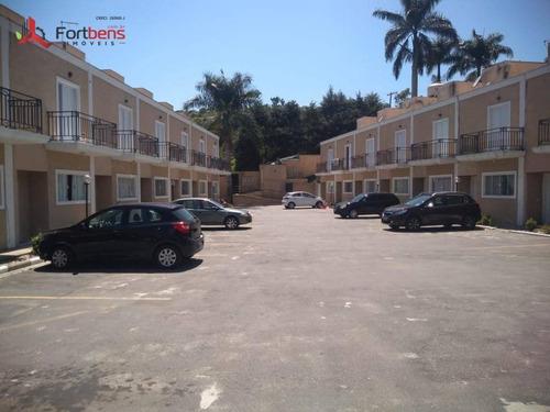 Excelente Sobrado Em Condomínio No Morro Grande! - So0747