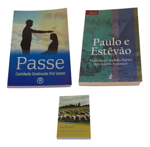 Kit  Curso Passe - Auta De Souza