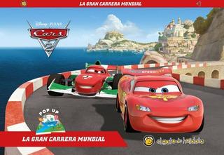 Cars Libro Para Niños Le Gran Prix Mundial 1514