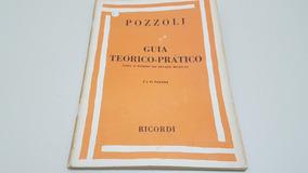 2 Livros: Pozzoli Partes 1 E 2 E Teoria Elementar Da Música