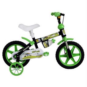 Bicicleta Houston Mini Boy Aro 12 Preta