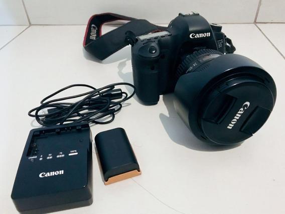 Câmera (dslr) Canon 6d.-wg