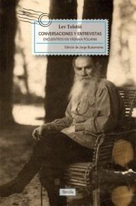 Imagen 1 de 3 de Conversaciones Y Entrevistas, Lev Tolstói, Forcola