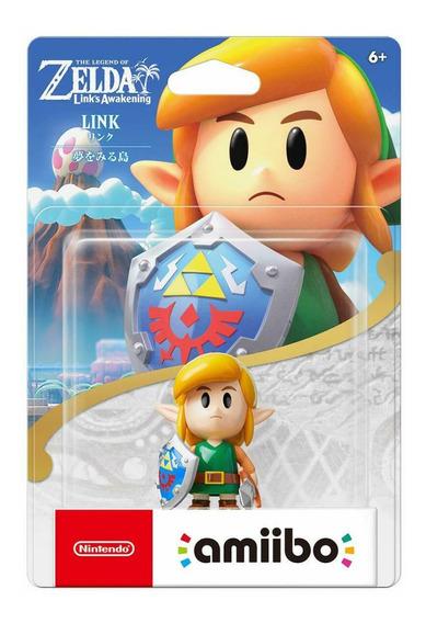 Link - Awakening Dreaming Island Amiibo Nintendo Switch