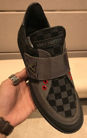 Zapatillas Louis Vuitton Color Exclusivo