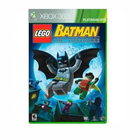 Lego Batman The Videogame Xbox 360 / Xone Mídia Física Novo