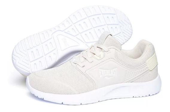 Zapatillas Everlast Harbor Mujer Blanca Urbanas