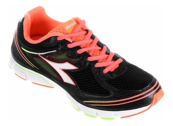 Zapatillas Diadora Replay W Running Gym Envíos Pais