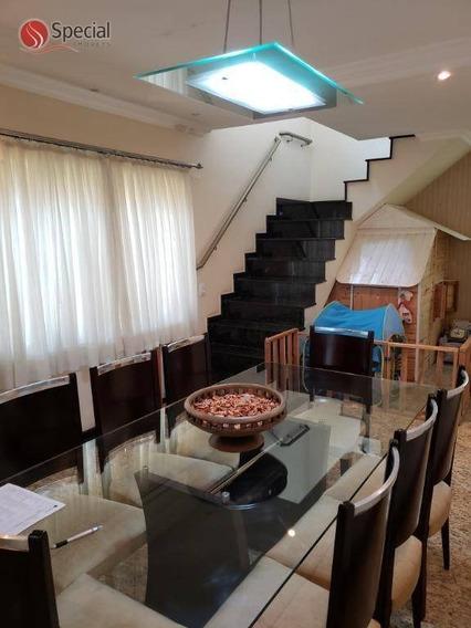 Sobrado Com 3 Dormitórios Para Alugar Por R$ 3.500/mês - Jardim Textil - São Paulo/sp - So7401