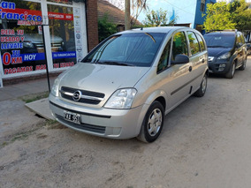 Chevrolet Meriva Gl Plus 2006 / No Suran Ecosport Idea Fiat