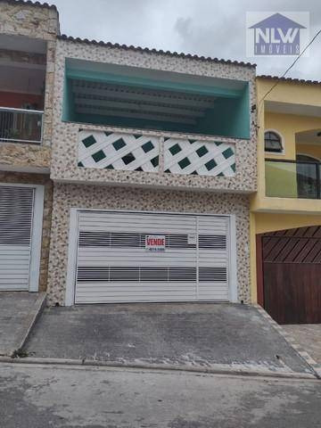 Sobrado Com 3 Dormitórios À Venda, 220 M² Por R$ 400.000,00 - Jardim Bom Recanto - Mauá/sp - So0078