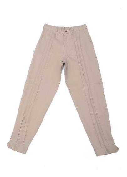 Pantalon Bombacha De Campo Ombu Alforzada