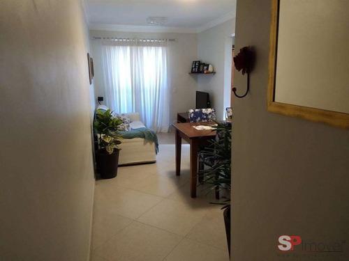 Imagem 1 de 15 de Apartamento Para Venda Por R$310.200,00 - Vila Homero Thon, Santo André / Sp - Bdi17135