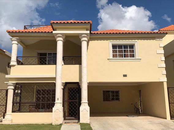 Alquilo Hermosa Casa En Shalom Iii