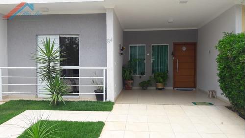 Imagem 1 de 14 de Casa A Venda No Bairro Horto Florestal Em Sorocaba - Sp.  - Ca 135-1