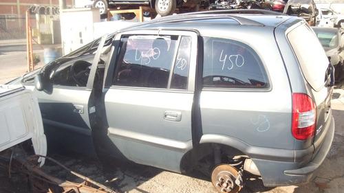 Peças Chevrolet Zafira 2.0 8v Automática Cambio Bancos Acab