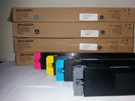 Toner Sharp Mx36