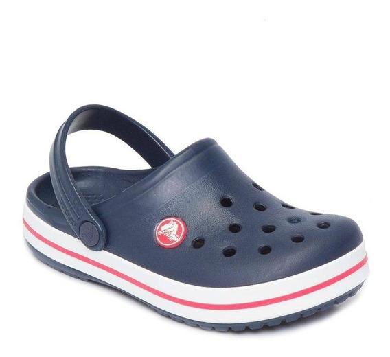 Chinelo Crocs Infantil Crocband Classic X10998