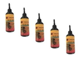 5 Unidades Oleo Tectire Tec-50 Ceramica 120ml