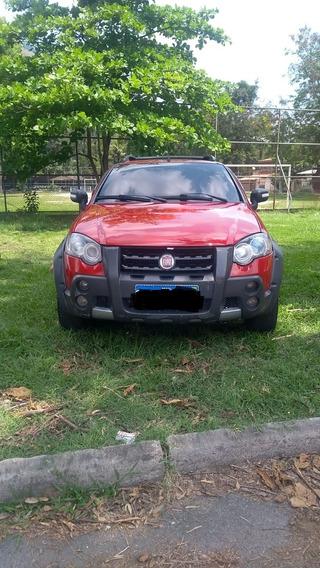 Fiat Strada 1.8 + Gas, Doc Ok