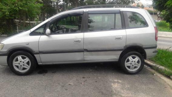 Chevrolet Zafira 2.0 8v 5p 2002