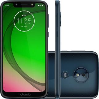Smartphone Motorola Moto G7 Play 32gb Edição Especial Índigo