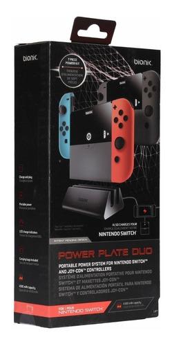 Cargador Portátil Para El Control Nintendo Switch Dreamgear