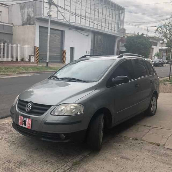 Volkswagen Suran Highline 1.6 Impecable2008 Vendo O Permuto